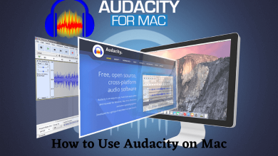 How to Use Audacity on Mac