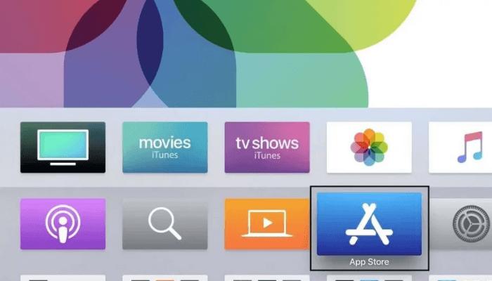 Pandora on Apple TV