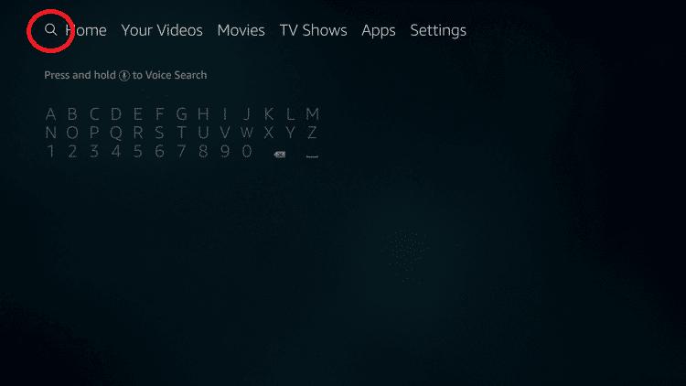 Ping IPTV on Firestick
