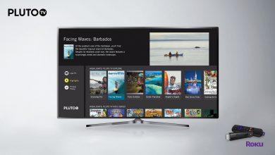 Pluto TV on Roku