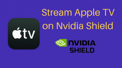Apple TV on Nvidia Shield