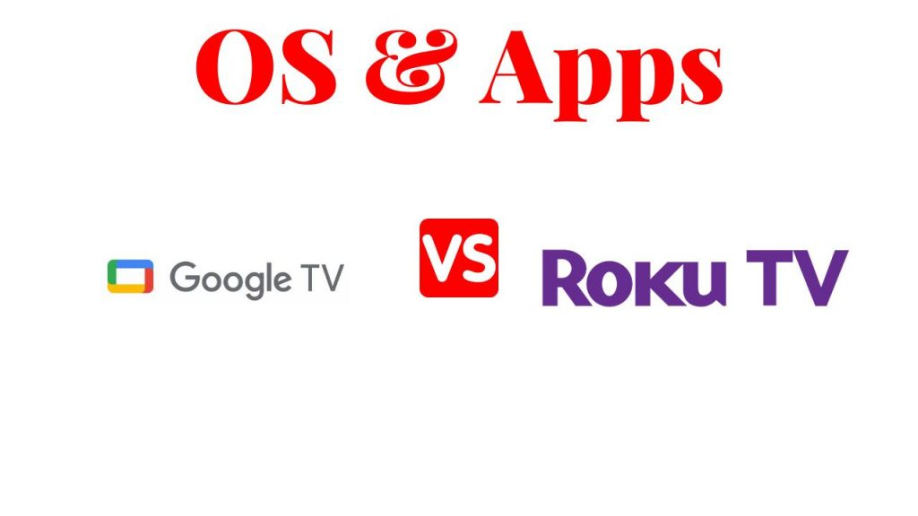 Chromecast with Google TV vs Roku