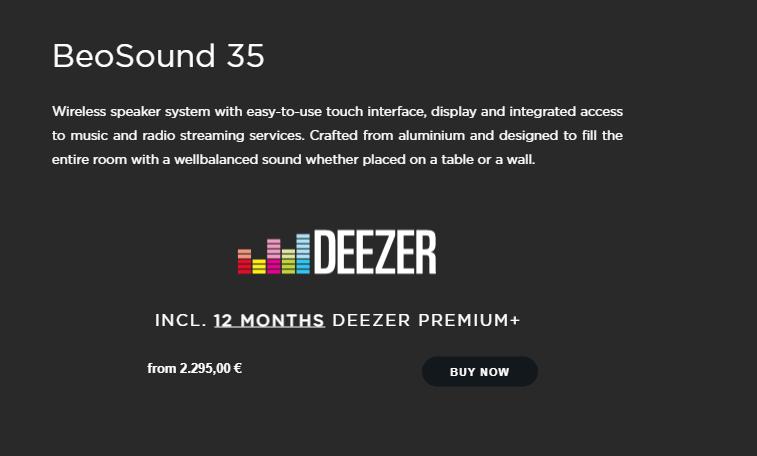 Deezer Premium Free