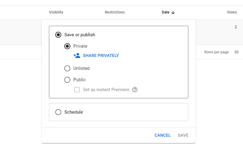share privately - How To Watch Private YouTube Videos