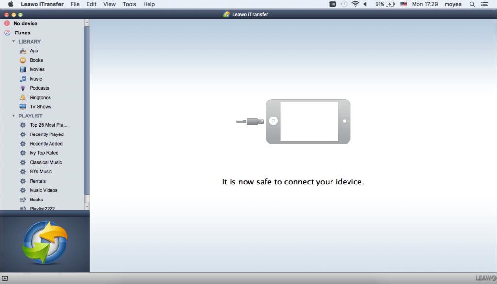 connect iPad and Mac