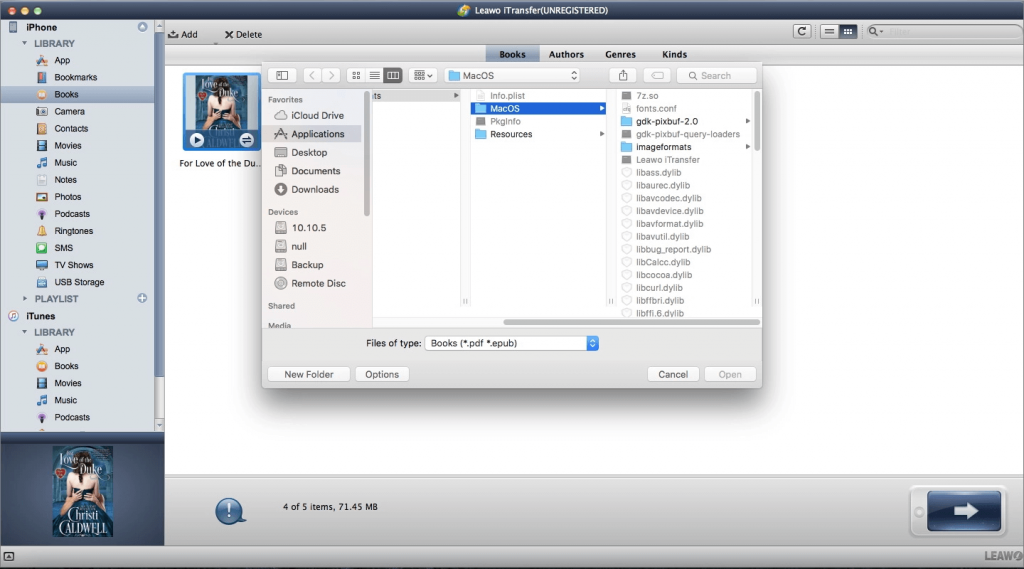 How to Sync iBooks from Mac to iPad
