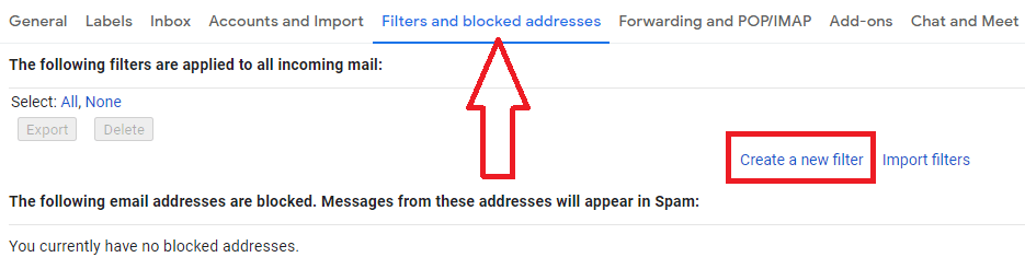 How to Whitelist on Gmail