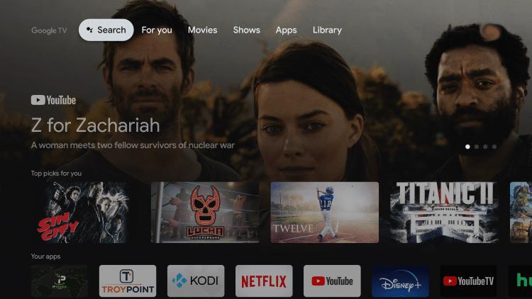Search for IPVanish