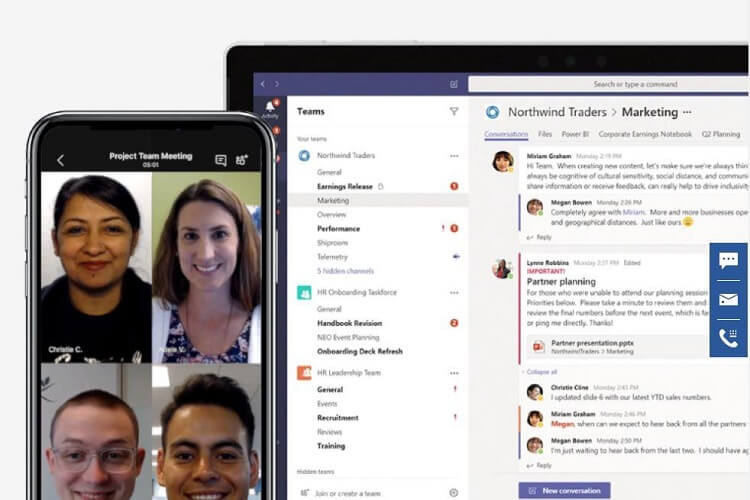 Cast Microsoft Teams to Firestick from iOS Phone