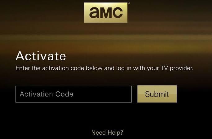 Activate AMC on Apple TV