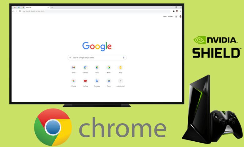 Chrome on NVIDIA Shield