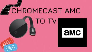Chromecast AMC