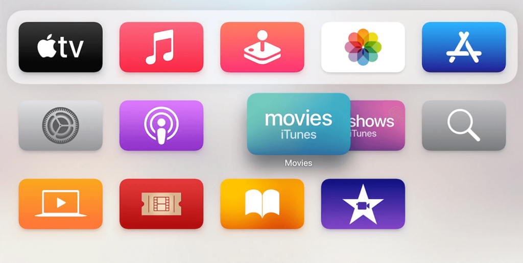 Select Apple TV app to watch Cinemax