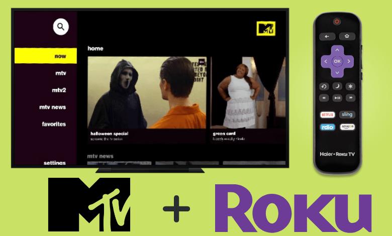 MTV on Roku