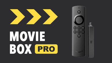 Movie Box on Firestick