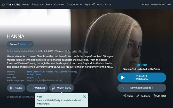 Watch Prime Video content on PS4