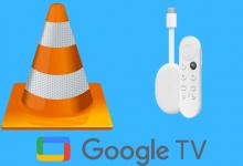 VLC on Google TV