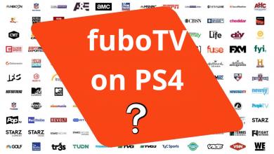 fuboTV on PS4
