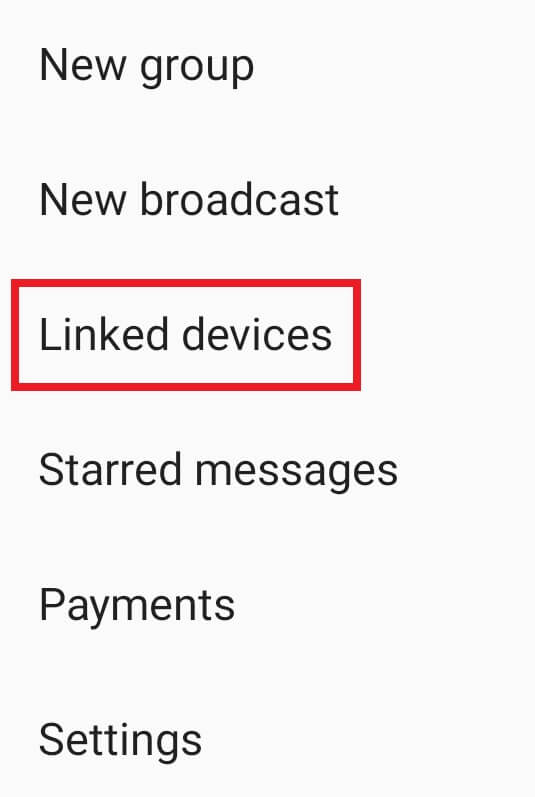 Linked device