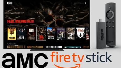 AMC on Firestick
