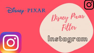 Disney Pixar Filter on Instagram