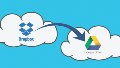How to Transfer Dropbox to Google Drive