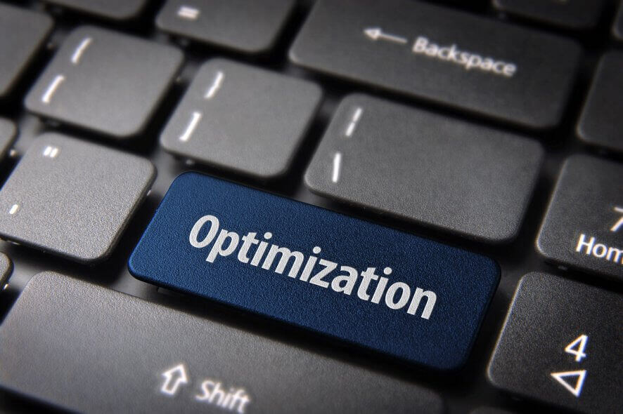Optimize PC Performance