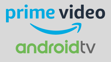 Prime Video on Android TV