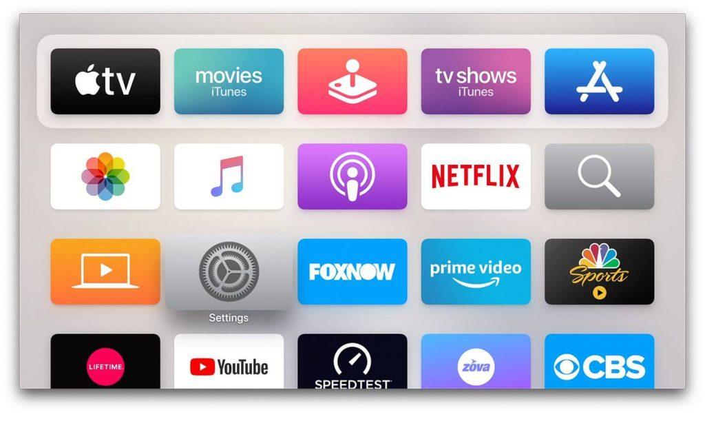 Twitch on Apple TV