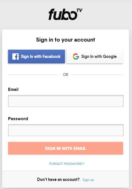 Enter your login details