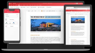 Edit Feature of Soda PDF