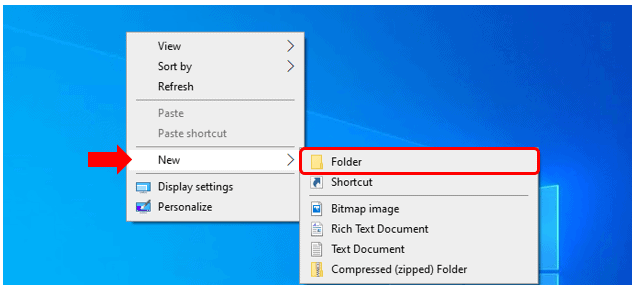 Create new folder for God Mode