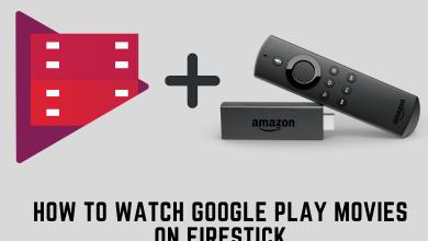 Google Play Movies on Firestick