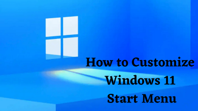 How to Customize the Windows 11 Start Menu