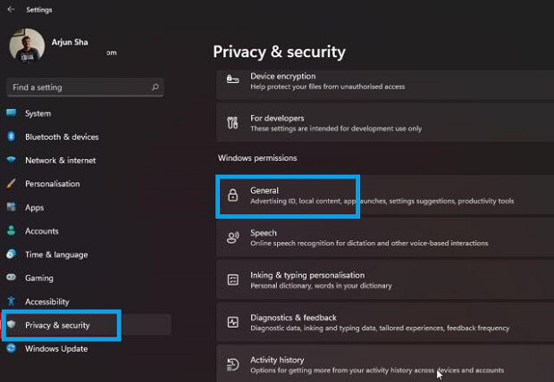 Customize the Windows 11 Start Menu by Tuning Recommendations