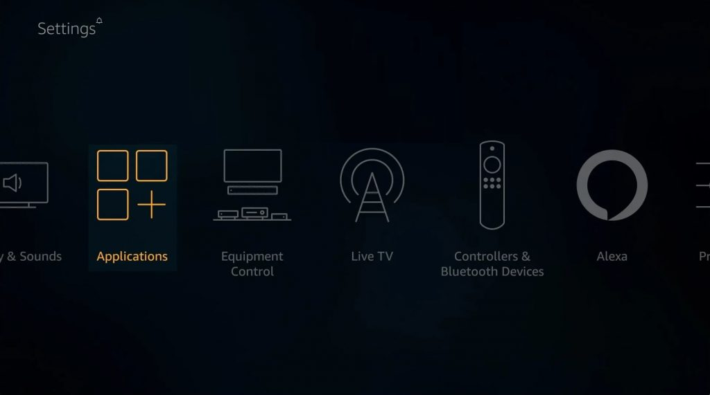 Enable Automatic Updates on Firestick