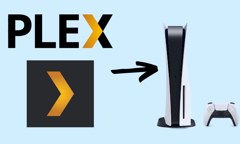 Plex on PS5