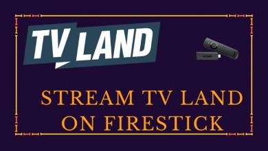 TV Land on Firestick