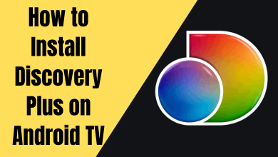 Discovery Plus on Android TV