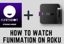 Funimation on Roku
