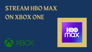 HBO Max on Xbox One