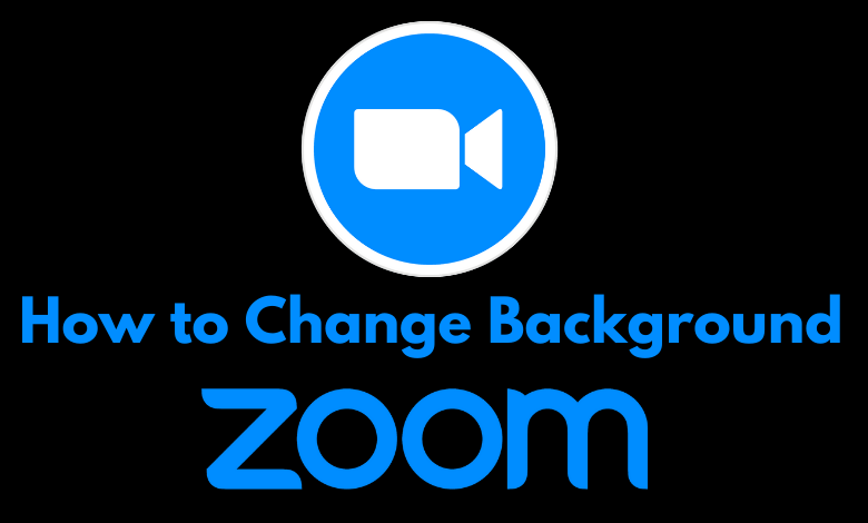 How to Change Background in Zoom