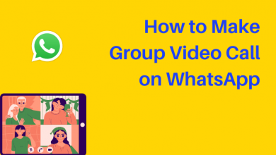 How to make Group Video Call on WhatsApp