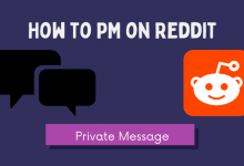 How to PM on Reddit