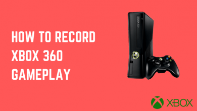 How to Record Xbox 360 Gameplay