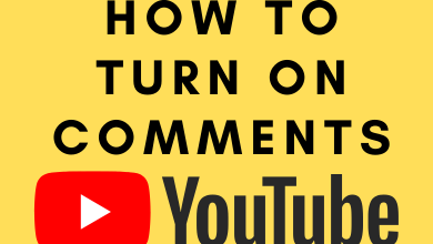 How to Turn On Comments on YouTube
