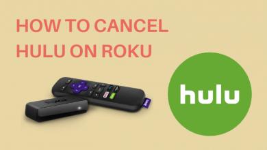 How to Cancel Hulu on Roku