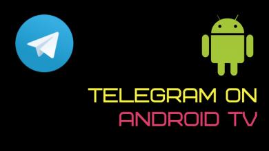 Telegram on Android TV