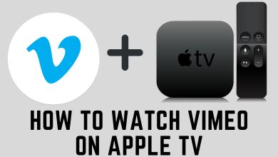 Vimeo on Apple TV