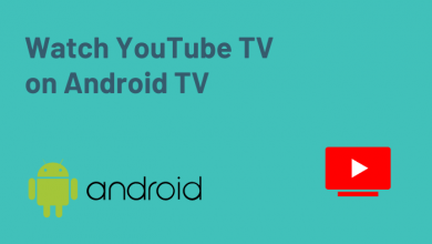 YouTube TV on Android TV